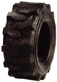 Backhoe Rear-Industrial Plus R-4 XHD Tires